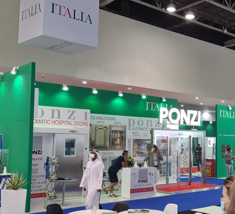Ponzi at big5 Dubai